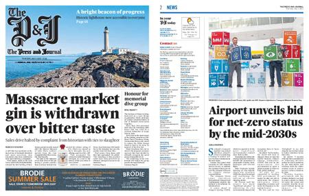 The Press and Journal Moray – July 01, 2021