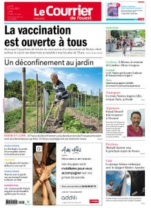Le Courrier de l'Ouest Angers – 31 mai 2021