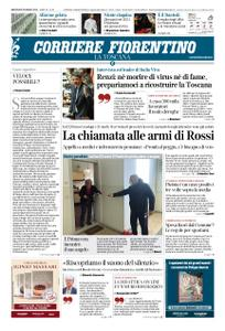 Corriere Fiorentino La Toscana – 25 marzo 2020