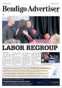 Bendigo Advertiser - May 20, 2019