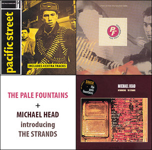 The Pale Fountains (2 CDs) + Michael Head introducing The Strands