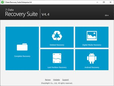 7-Data Recovery Suite 4.4 Multilingual + Portable