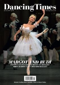 Dancing Times - January 2014