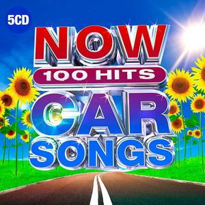 VA - NOW 100 Hits Car Songs (5CD, 2019)