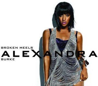 Alexandra Burke – Broken Heels (Promo CDM) 2009