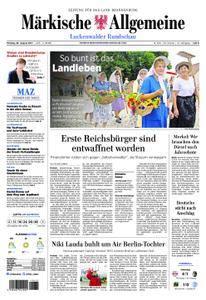 Märkische Allgemeine Luckenwalder Rundschau - 28. August 2017