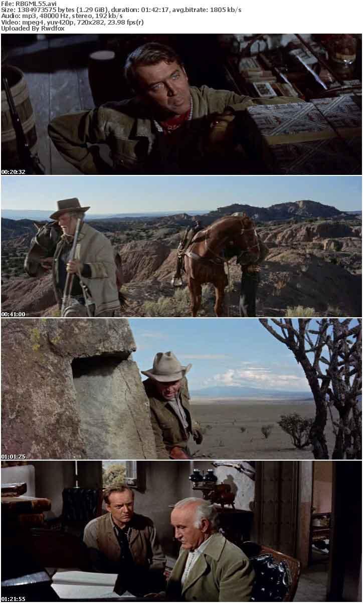 The Man from Laramie (1955)