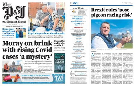 The Press and Journal Moray – April 30, 2021