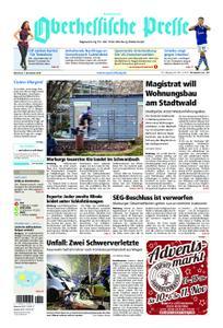 Oberhessische Presse Hinterland - 07. November 2018