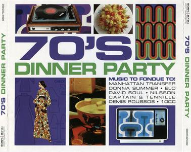VA – 70's Dinner Party (2008) 3CD Set |