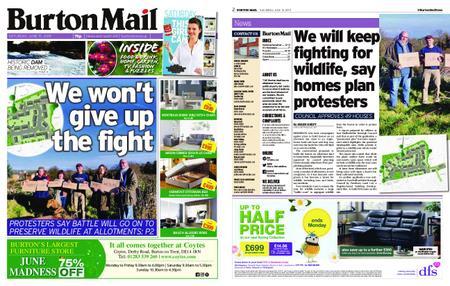 Burton Mail – June 15, 2019