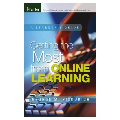 Getting the Most from Online Learning: A Learner's Guide (Repost)