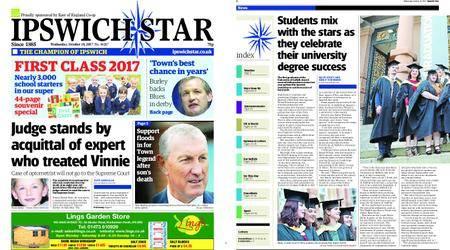 Ipswich Star – October 18, 2017