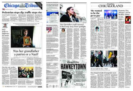 Chicago Tribune – January 14, 2019