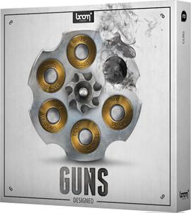 Boom Library Guns Designed WAV