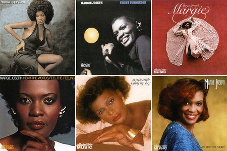 Margie Joseph - Albums Collection 1973-1984 (6CD) Reissue 2007 [Re-Up]