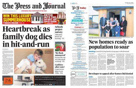 The Press and Journal Moray – May 03, 2018