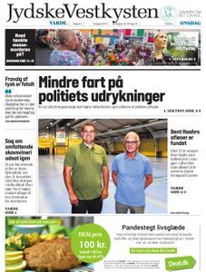 JydskeVestkysten Varde – 07. august 2019