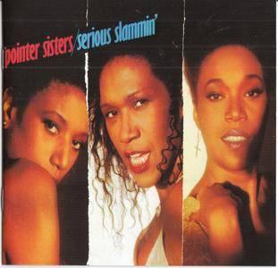 Pointer Sisters -  Serious Slammin' (1988) [2012]