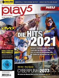 Play4 Germany – Februar 2021