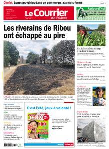 Le Courrier de l'Ouest Cholet – 07 août 2019
