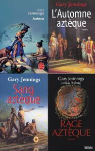 "Gary Jennings, ""Azteca"", Série"