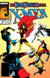 Classic X-Men 041 1989 Digital Shadowcat