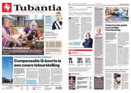 Tubantia - Enschede – 25 september 2018