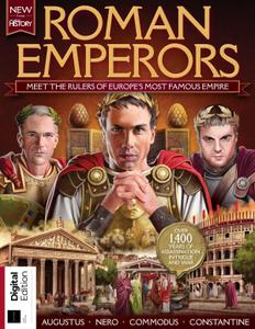 All About History Roman Emperors – July 2019