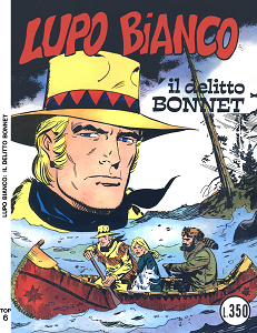 Top - III Serie - Volume 6 - Lupo Bianco 3 - Il Delitto Bonnet