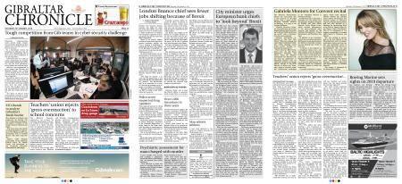 Gibraltar Chronicle – 20 January 2018