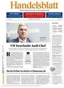 Handelsblatt - 19. Juni 2018