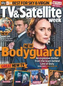 TV & Satellite Week - 25 August 2018