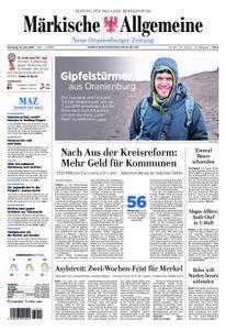Neue Oranienburger Zeitung - 19. Juni 2018