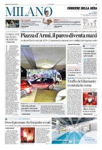 Corriere della Sera Milano – 31 agosto 2019