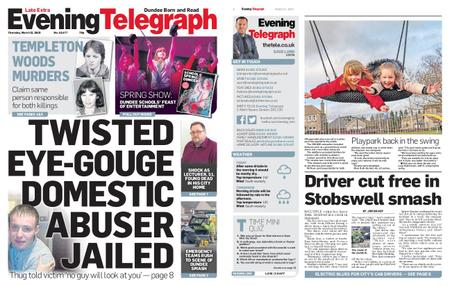 Evening Telegraph Late Edition – March 21, 2019