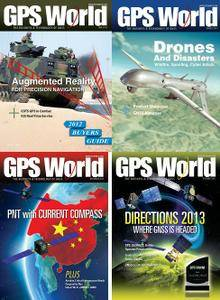 GPS World 2012 Full Year Collection