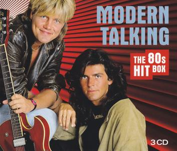 Modern Talking - The 80s Hit Box (2010) [3CD Box Set]