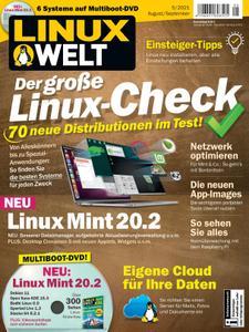 Linux Welt – September 2021