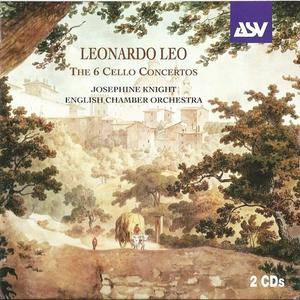 Josephine Knight - Leonardo Leo: The 6 Cello Concertos (2006) (Repost)