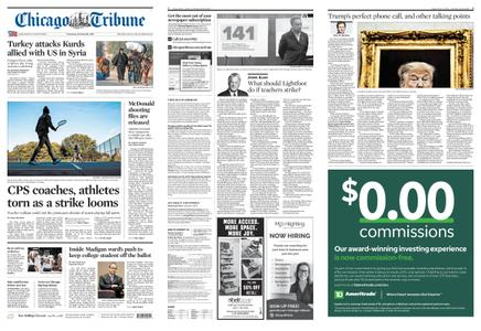 Chicago Tribune – October 10, 2019