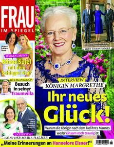 Frau im Spiegel – 22. April 2020