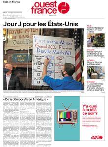 Ouest-France Édition France – 04 novembre 2020