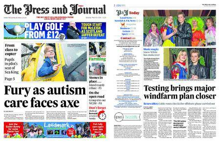 The Press and Journal Moray – March 24, 2018