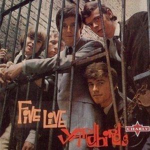 The Yardbirds - Five Live Yardbirds (1964)