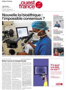 Ouest-France Édition France – 07 juin 2021