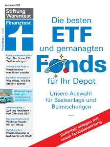 Finanztest - November 2019