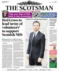 The Scotsman - 30 March 2020