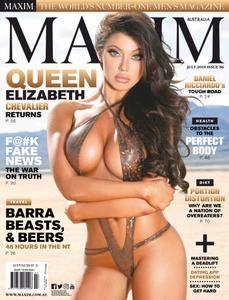 Maxim Australia - July 2019