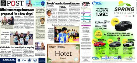 The Guam Daily Post – April 13, 2019